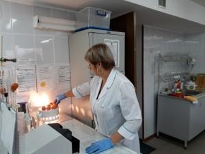 Фото процесса раблты лаборатории2