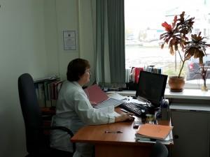 Фото процесса работы лаборатории